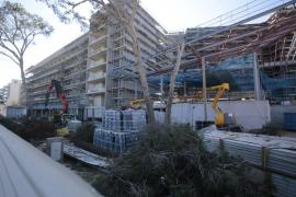 El empleo en la construcción crece a mitad de ritmo que la inversión