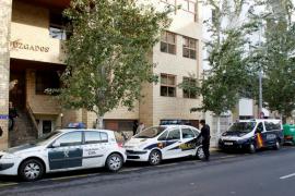 Detenido en Ibiza un joven acusado de intentar atropellar a un policía local