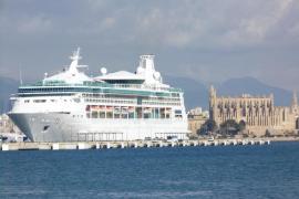 Los puertos baleares, segundo destino con más cruceristas en 2016