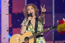 Manel Navarro presenta el videoclip del tema que representará en Eurovisión 2017