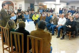 Bauzá anuncia enmiendas a la ponencia del PP sobre cambios en el código ético