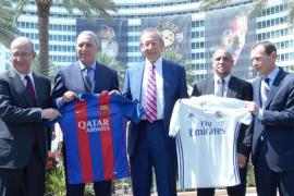 Real Madrid y Barcelona jugarán en julio en Miami el primer clásico en Estados Unidos