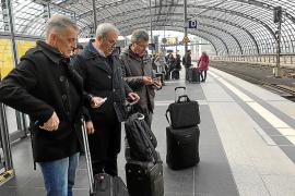 La huelga en los aeropuertos de Berlín atrapa a decenas de pitiusos