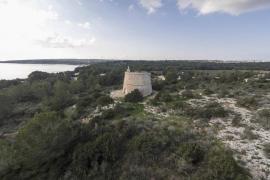 Cuando Godoy ordenó que Mallorca pagara el artillado de las torres de Formentera