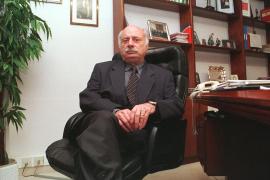 Fallece el expresidente de la Federació Balear de Fútbol Antonio Borrás del Barrio