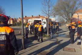 Protección Civil de Sant Antoni se forma en Madrid