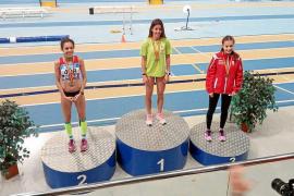 Andrea Romero logra otro oro nacional