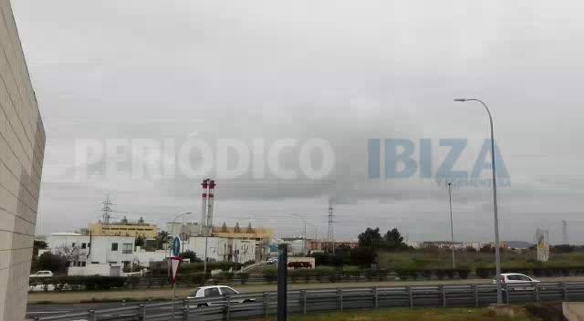 Ibiza y Formentera están hoy en aviso amarillo por lluvia, viento y fenómenos costeros