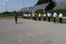 Sant Antoni promociona actividades deportivas entre los estudiantes dentro de su Plan Municipal sobre Drogas