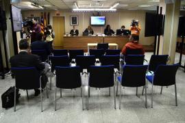 La Audiencia de Palma no admite peticiones de aclaración a la sentencia del caso Nóos