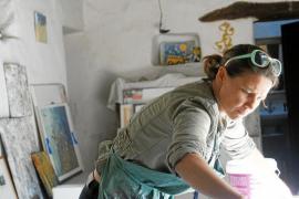 'Orígens' de Julia Ribas se presenta en Benissa, Alicante