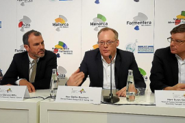 Las cadenas hoteleras critican la estrategia «anti Mallorca» del grupo turístico TUI