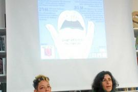 «La lucha feminista es todo el año, pero los actos solo dos días»