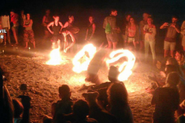 Sant Joan prohíbe el botellón y los malabares con fuego en el municipio