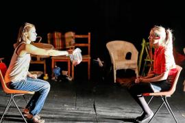 La obra 'Never the same' llega este fin de semana a Santa Eulària