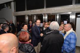 Bauzá: «El PP no puede albergar corruptos, ni ser sospechoso»