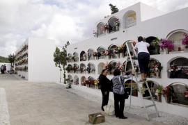 Sant Josep invierte más de 76.000 euros en la ampliación del cementerio de Sant Francesc