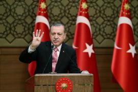 Erdogan acusa a Holanda de practicar terrorismo de Estado