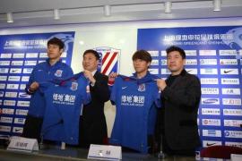 El Shenhua multa y amenaza con bajar el sueldo a un futbolista por un pisotón