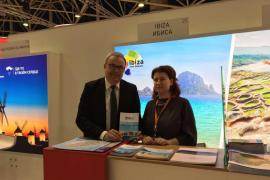 Ibiza busca atraer al turista ruso en la Feria MITT de Moscú