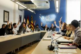 Sant Antoni aprobará este miércoles la nueva ordenanza de ocupación de la vía pública