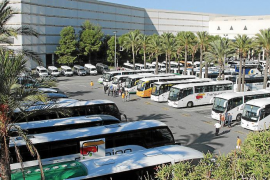 Multa de 9,1 millones a 40 empresas de transportes de Baleares y a su patronal