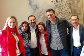 La plataforma de apoyo a Pedro Sánchez convoca a los militantes de Ibiza este sábado