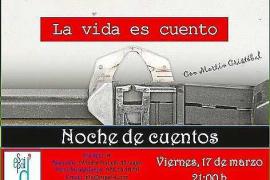 Martín Cristóbal, protagonista el viernes de una nueva sesión de cuentos en Espai D