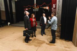 El Govern arreglará el Conservatorio, pero advierte de que hay «problemas difíciles de resolver»