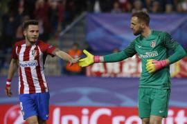 Oblak tramita el pase a cuartos del Atlético