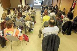Profesionales sanitarios participan en una jornada de donación de órganos