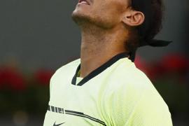 Un brillante Federer despacha a un Nadal menor en Indian Wells