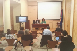 Catalina Cladera asegura que el déficit de Baleares bajó un 41,5 % en 2016