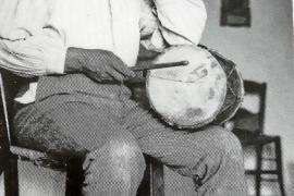Pep Xico Bet, «el mejor 'cantador' y 'cançoner' de la historia de Sant Agustí