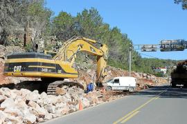 El Consell d'Eivissa debió rescindir el contrato de la carretera de Sant Joan