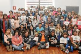 Alumnos de Tarragona viajan a Ibiza para conocer su patrimonio