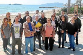 Vila promociona con actividades que las playas están abiertas todo el año