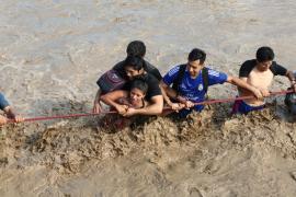 Las inundaciones en Perú provocan decenas de muertos y unos 100.000 damnificados