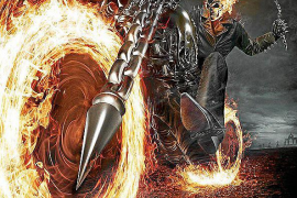 No se pierda... Ghost Rider: El motorista fantasma
