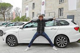 El conocido actor Santi Millán, flamante embajador de Fiat