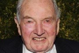 Fallece a los 101 años el multimillonario financiero David Rockefeller