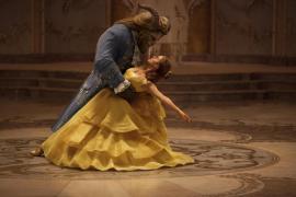 'La bella y la bestia' se proclama el séptimo mejor estreno en EEUU