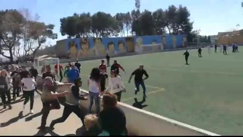 La Balear de Fútbol denuncia ante Fiscalía y Antiviolencia los altercados de Alaró