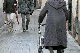 Unas 36.000 personas mayores de 65 años viven solas en Baleares