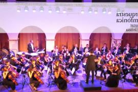 La Simfònica Ciutat d'Eivissa empieza a celebrar su 15º aniversario