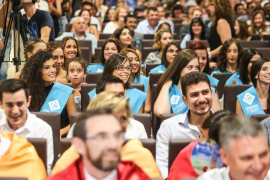 El 81% de los alumnos de la UIB que finalizaron sus estudios hace tres años están trabajando