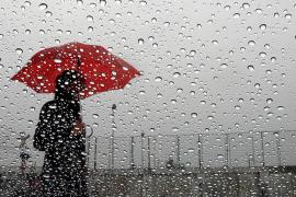 Un frente frío dejará lluvia y nieve hasta la próxima semana en Baleares