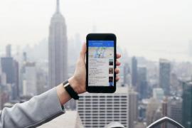 Google Maps permitirá que los usuarios puedan compartir su ubicación en tiempo real