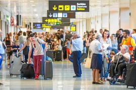 Las aerolíneas programan 8,8 millones de plazas para este verano, un 9,5% más que en 2016