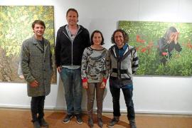 Anna Vallespir presenta su obra en Marratxí